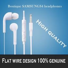 цена на For Samsung Galaxy S2 S3 S4 S5 S6 Note 2 3 4 5 Genuine Brand new 3.5mm Stereo Headset XEDAIN Headphone Earphone With Volume&Mic