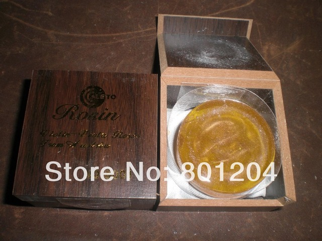 1 PCs of High Quality Rosin for Bows, highly recommended rosin 8001#