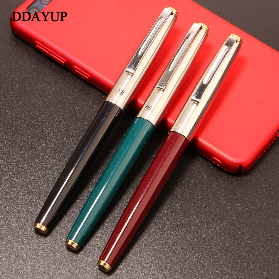 Стандартный Тип авторучка красный/зеленый/черный 0.38 мм Iraurita подарки для студентов металл + пластик подарки офис школьные принадлежности