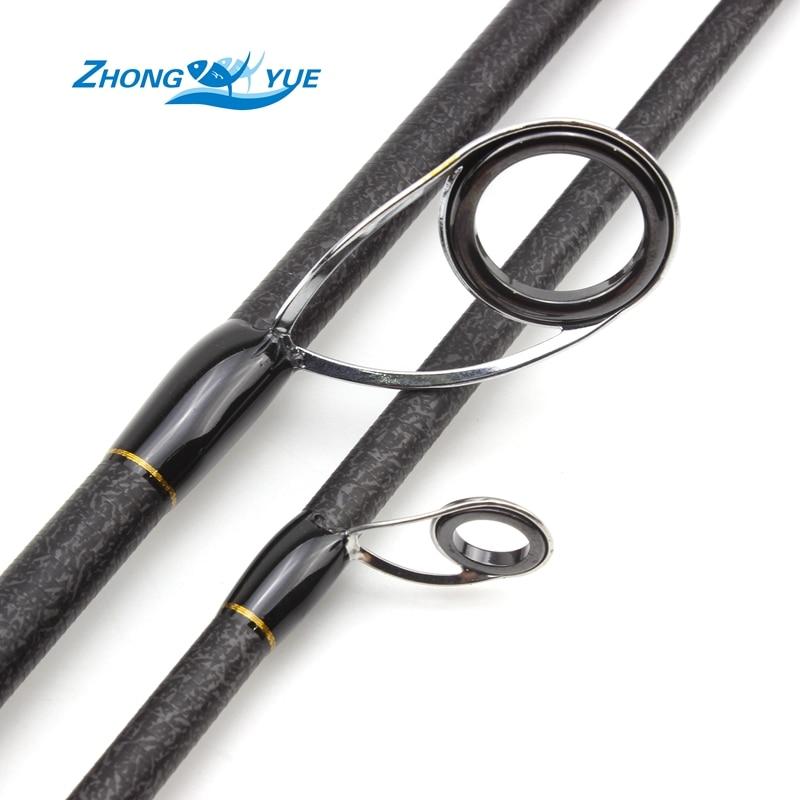 Балық аулаушы Rod Spinning Casting Rod 99% Carbon Fiber - Балық аулау - фото 6