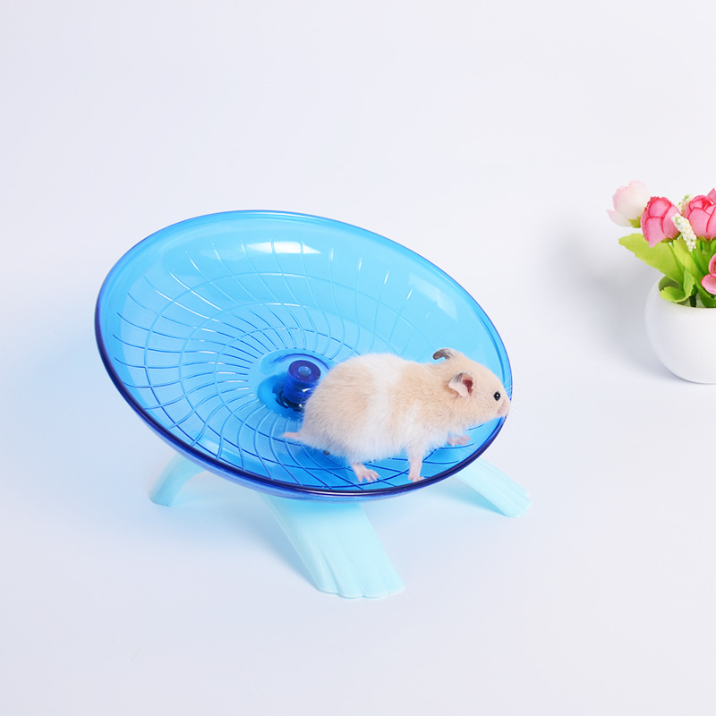 Hamster, Running, Wheel, Exercise, Pet, Flying
