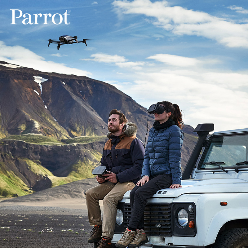 Parrot BEBOP2 POWER FPV Drones (12)