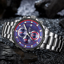 Chronograph Casual Large Dial LIGE9816