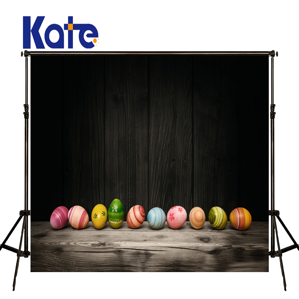 Kate Easter Background Wood Floor Wall Photography Backdrops Wedding Backdrops Customize Seamless Photo For Studio Custom