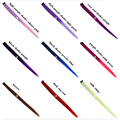 SHENGMEIYUAN 60cm Fashion hair extension for women hair Long Synthetic hair Clip-In Extensions Straight hair Hairpiece