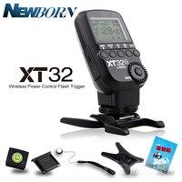 Godox XT-32C XT32C 2.4G Sem Fio 1/8000 s Alta-velocidade de sincronização do Flash Gatilho para Godox X Sistema de Flash XTR-16 XTR-16S para Canon 5D IV