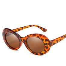 Vintage Women Sunglasses Luxury Brand Designers Small Oval Retro Sun Glasses For