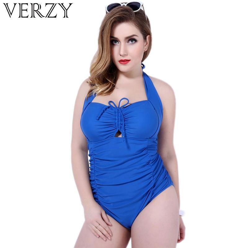 2018 лета женской одежды большого размера синий женский костюм спинки купальники пляж монокини Регулируемый Бюст купальники один кусок