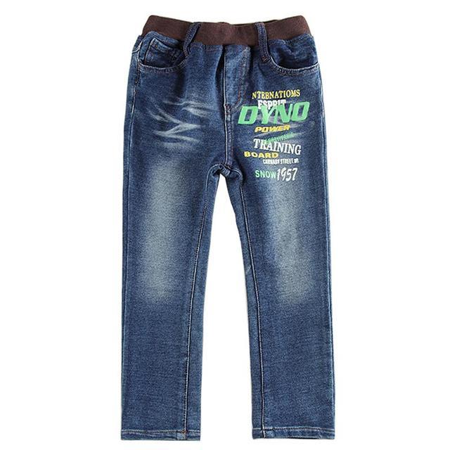 Nova 2015 marca meninos roupas de alta qualidade das calças de brim do bebê crianças calças de brim de inverno crianças calças calças calças de brim infantis meninos