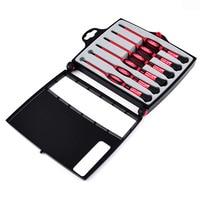 Tools Free Shipping Brand Proskit SD 9805 6Pcs Insulated Precision Screwdriver Set, Driver Kit, Screwdriver Set