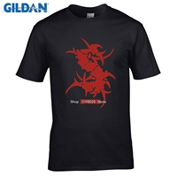 GILDAN SEPULTURA Tribal Logo Metal Punk Rock T Shirt T Shirt For Casual Top Tee Camisetas