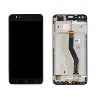 For ASUS ZenFone 3 Zoom ZE553KL LCD Display Touch Screen Digitizer Assembly Replacement For ASUS Z01HDA LCD With Frame