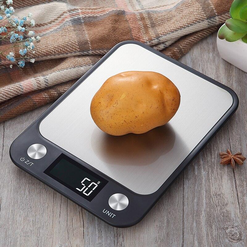 1g de aço inoxidável equilíbrio alimentos cozimento