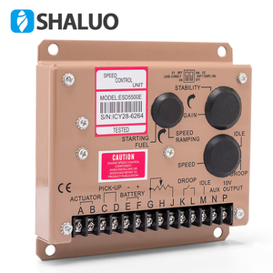 Image 3 - Yüksek kaliteli aktüatör ADC120 dizel jeneratör vali 1 takım ADC120 aktüatör 3034572 pikap sensörü ESD5500E hız kontrol cihazı