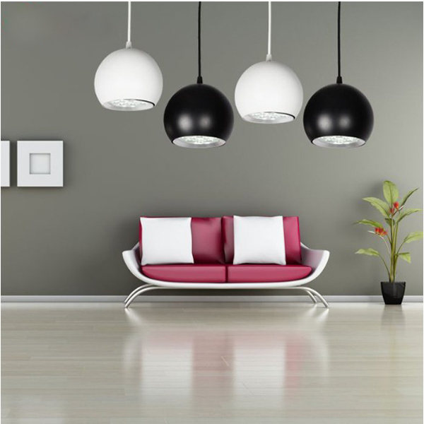 5pcs Per Lot 12w For Gl Cd8001led Moden Light Pendant Ceiling Lamp Kitchen Room Lighting