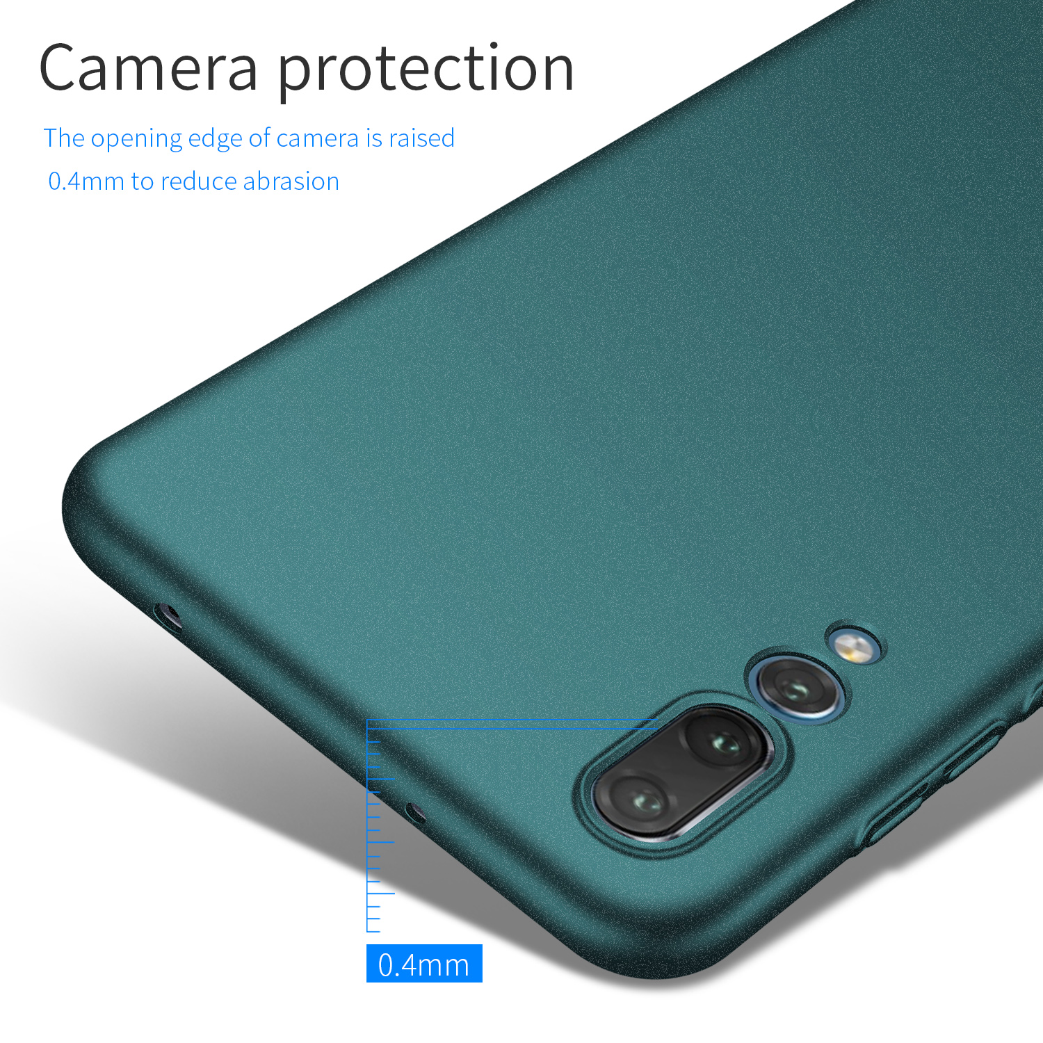 Image 4 - For Huawei P20 Pro P30 Pro Case, Ultra Thin Minimalist Slim Protective Phone Case Back Cover For Huawei P20 Lite-in Fitted Cases from Cellphones & Telecommunications