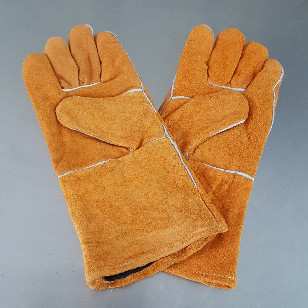 Welder Safety Gloves Workplace Safety Supplies Security ...
