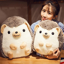 Infant Soft Plush Toys Cartoon Hedgehog Toys Baby Appease Animal Dolls Children Soft Stuffed Cotton Present Toys Birthday Gifts