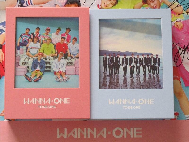 Signé veux un autographié premier album CD + affiche signée Kpop nouvelle version coréenne 072017