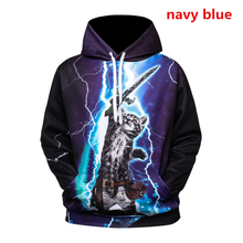 ZOGAA Hot Sale 3D Digital Fashion Cute Print Hoodie High Quality Business Casual Sweatshirt Male Premium Brand Cat Hoodies Men belts men 140cm 150cm 160cm 2017new fashion business casual male belt strong men best popular selling goods cool choice hot sale