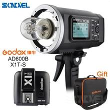 Free DHL Godox 2.4G Wireless AD600B Bowen Mount TTL Flash Speedlite +X1T-S Trigger For Sony a77II, a7RII, a7R, a58, a99