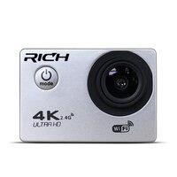 4K Wifi Action Camera J550R F60R F60 4K 30fps 1080P 60fps 720P 120fps 2 0 170D