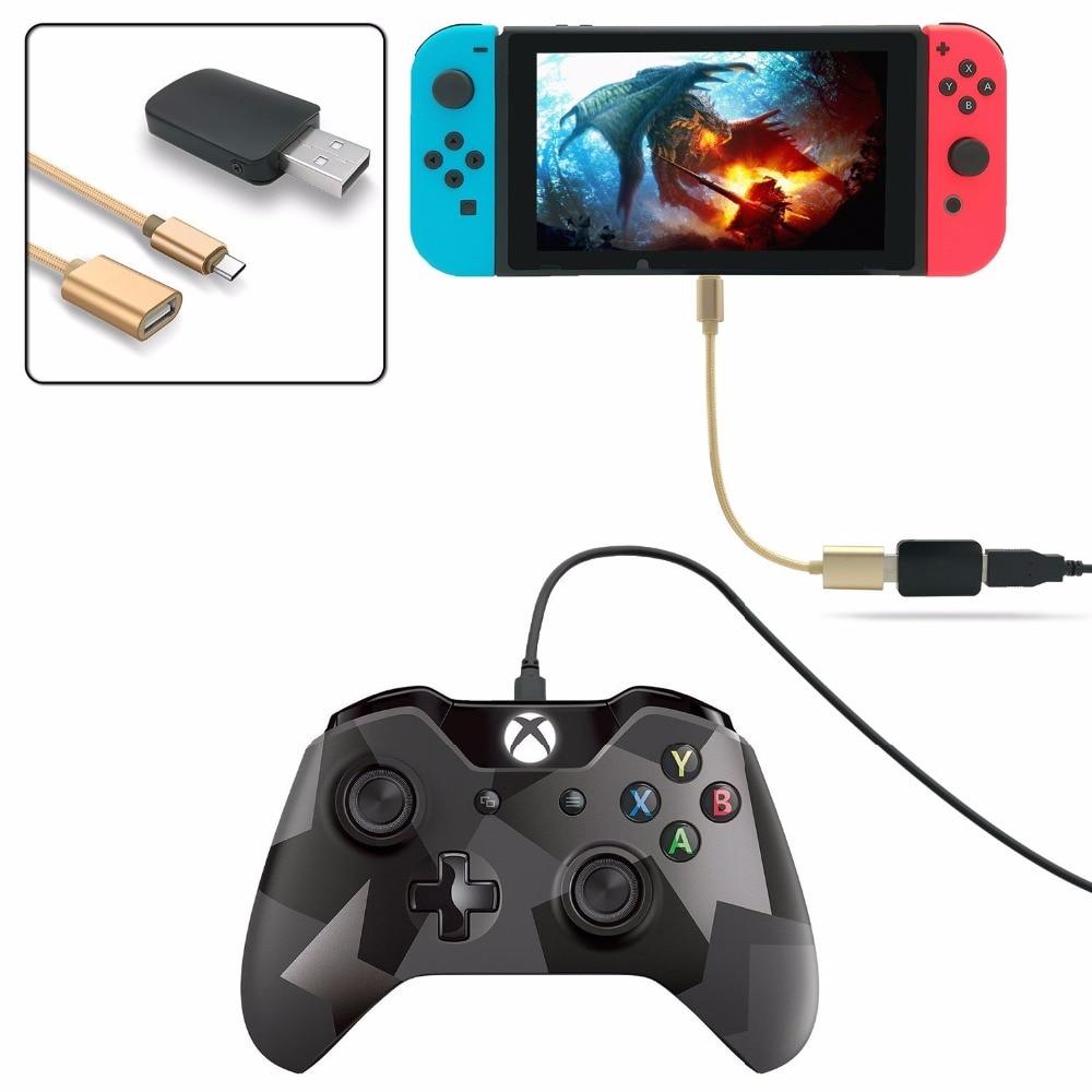 Controller Converter per Nintendo Interruttore per PS3/PS4 Dualshock/XBOX 360/XBOX UNO Controller