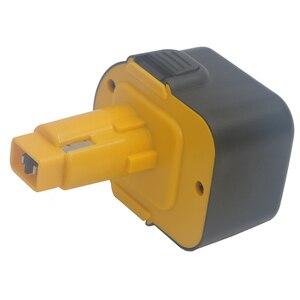 Image 5 - 2000 mAh 12V Ni CD Power Tool Batteria per Dewalt 152250 27 397745 01 DC9071 DE9037 DE9071 DE9074 DE9075 DE9501 DW9071 DW9072