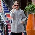 Natural furs women fur coat Fashion Slim women sheepskin coat long Sheep Shearing Coat beautiful