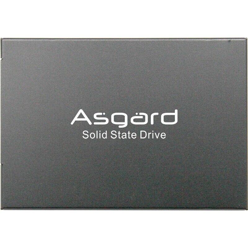 Asgard New Arrival 2 5 SATA3 SSD 250GB 960GB SSD Internal Solid State Drive For desktop
