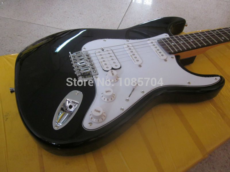 Electric guitar Wholesale fen st custom shop electric guitar/oem brand black color guitar/guitar in china best price wholesale les new paul custom shop black electric guitar paul fret binding china guitar factory free shipping