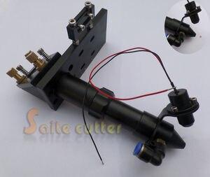 CO2 лазерная головка с красной точечной указкой, модуль позиционирования, комплект интегрированного крепления, зеркало для объектива 20 мм, Л...