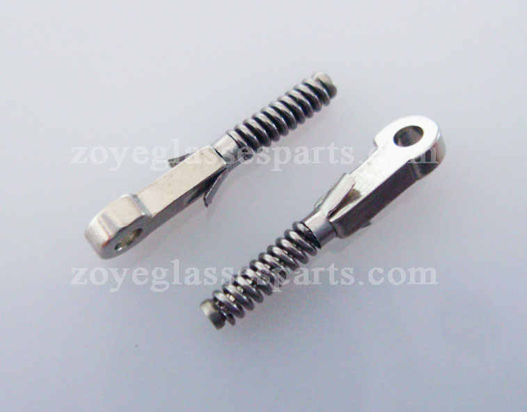 1.2mm spring inside for eyeglass spring hinge TX-031,broken spring hinge repairing part nickel stainless steel ship in 2 days