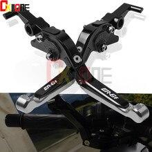 For KAWASAKI ER-6F ER6F ER 6F 2009-2016 2015 2014 2013 2012 Motorcycle New CNC Adjustable Folding Extendable Brake Clutch Lever