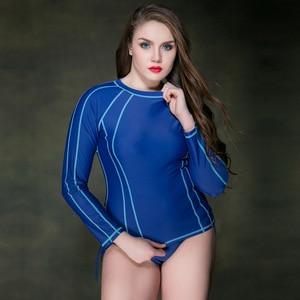 big size women swimsuit rashgu