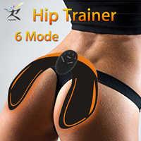 SME Hip Allenatore Muscolo di Vibrazione Modalità di Esercizio Stimolare Macchina Attrezzature Per Il Fitness 6 Del Corpo Che Dimagrisce Shaper Macchina Allenamento