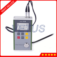 Leeb330 0.7~300mm Ultrasonic Thickness Gauge for metal plastic ceramic glass Thickness meter gauge