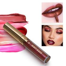 1/6 PCS Fashion Multi-function Pigment Lip Eye Makeup Waterproof Long lasting  Lip gloss Lipstick Highlight Set Makeup Tool