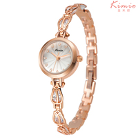 KIMIO Women Ladies Top Watches Brand Luxury Wristwatch Crystal Women S Dresses Bracelets Clocks Watch For