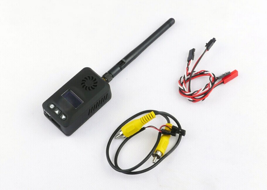 FPV 5.8G 32CH 2000mW A/V Transmitter Module (TX) W/ OLED Display SKY-N2000 | (SMA, jack) free shipping free shipping fpv skyzone 5 8g 32ch 2000mw 2w av transmitter n2000 with digital display osd for receiver qav250 racing drone
