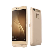 Внешний телефон Батарея Зарядное устройство чехол для Huawei P9 P9 + Мощность резервного банка Батарея чехол для Huawei Ascend P9 плюс Мощность Bank Дело