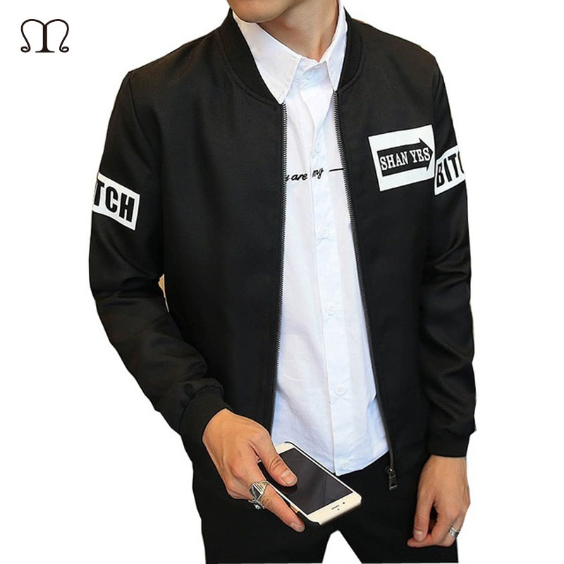 buy 2016 mens jacket with white letter casual wear light polyester hood outdoors waterproof thin windbreak zipper coat jaqueta 4xl