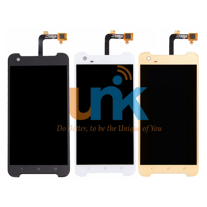 ORI 100% Tested 5.5 inch LCD Display For HTC X9 LCD Display with Touch Screen Digitizer Assembly Replacement Parts Free shipping