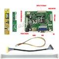 HDMI VGA 2AV Lvds Плате Контроллера + Подсветка Инвертор + 30 Pins кабельные Комплекты для LP171WP4 LTN170X2 1440x900 2ch 6 бит ЖК-Панели