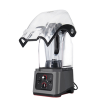 Commercial High Speed Blender Multifunctional Food Processer 2200W Semi automatic Juicer Ice Crusher
