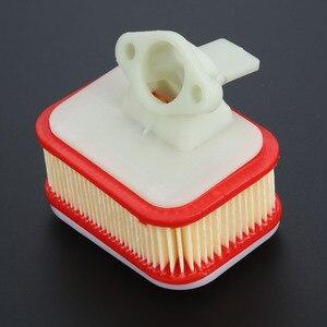 Image 4 - DRELD papel de motosierra 5200 5800 52/58CC, juego de filtros de aire, piezas de herramientas de jardín