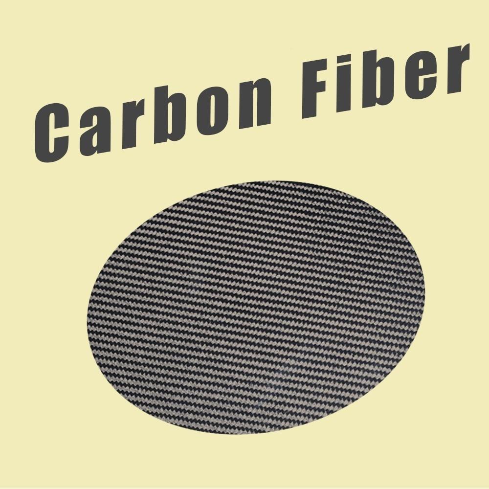 Углеродного волокна/frp зад бампер спойлер для Mercedes-Benz C-Class W204 C63 AMG седан купе 2012 - Цвет: Carbon Fiber