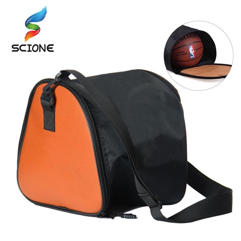 Sukan Kalis Air Bahu Sukan Beg Berkhemah Beg Berkemahiran Latihan Peralatan Kit Bola Sepak Voli Bola Keranjang Gym Bag