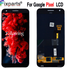 Black/White For HTC Nexus S1 Google Pixel LCD Display With Touch Screen Digitizer Assembly Replacement Parts+Tools Free Ship