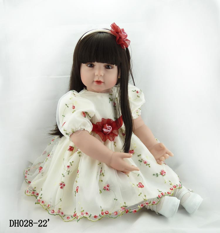 22 inch simulation dolls justice high end gifts her training doll star doll DH028 22 toys